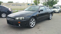 1998 Nissan Skyline GT-T Single Turbo - R34