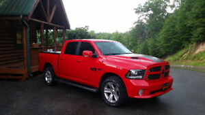 "2016 Ram Sport ""Tored Edition"""