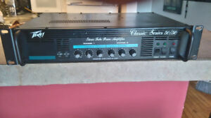 Peavey Classic Series 50|50 Stereo Power Amp