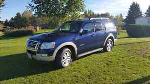 For Sale!!!!! New price!! 2008 Ford Explorer Eddie Bauer Edition