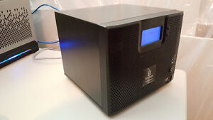 Iomega  4TB NAS network storage and Personal cloud backup system