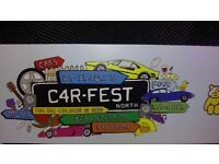 Carfest adult 3 day ticket 29-31 July