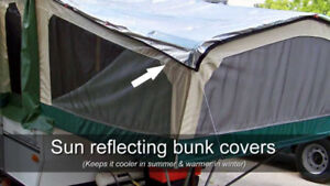 Tent Bed Covers