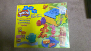 Play Doh Winnie The Pooh Set