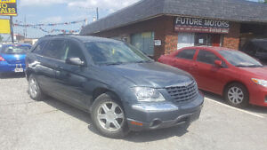LEASE TO OWN IN 2 YEARS 2005 Chrysler Pacifica 6 SEATER $35.90/w