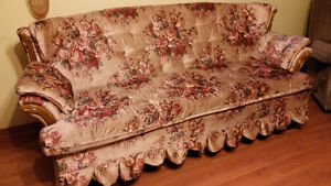 Couch Chair and Love Seat