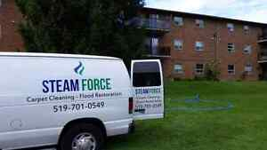 CARPET CLEANING!   FALL SPECIALS! London Ontario image 1