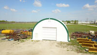 Portable Fabric Structures Fall Sale