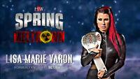 High Impact Wrestling: Spring Meltdown Ft. WWE Star Victoria