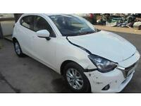 Mazda 2 SE-L 2015 (65 Plate) Damaged Repairable Salvage