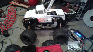 hpi savage ss with lrp rz32