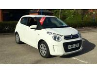 2016 Citroen C1 1.0 VTi Feel 5dr Manual Petrol Hatchback