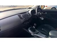2015 Kia Sportage 1.7 CRDi ISG 3 5dr Manual Diesel Estate