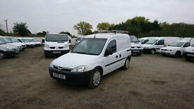 Vauxhall Combo 1.3CDTi 16v 2000, New Clutch & Service (1 of 4 Combos)