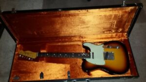 Fender Custom Shop 1963 Relic Telecaster