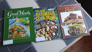 3 Cookbooks for $3!!
