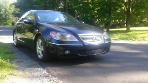 2008 Acura RL Berline