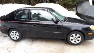 2006 Hyundai Accent GS  *On hold pending pickup*
