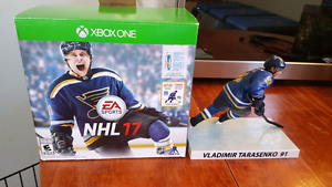 Special Edition Xbox one hockey player