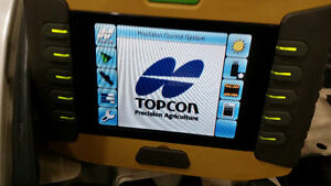 AGCO Topcon System 150 With Universal Mounting Kit