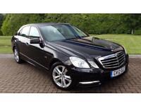 2012 Mercedes-Benz E-Class E220 CDI BlueEFFICIENCY Execut Automatic Diesel Saloo