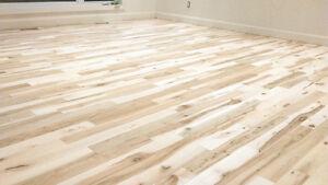 0,99$ Sanding, staining, refinishing hardwood floors