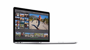 """Macbook Pro Retina 15"""" like new with extended warranty till 2018"""