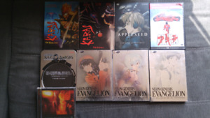 Anime collection