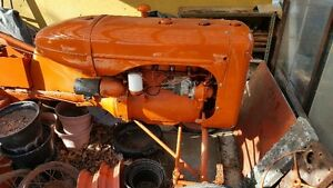 Allis Chalmers B model Tractor