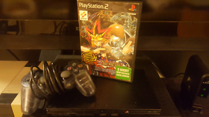Ps2 1 controller 1 game and hookups