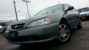2000 Acura TL / Auto / Leather / S-ROOF / Alloys / 3.2L V6