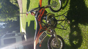 2014 KTM 85sxs in good Condition