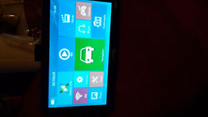 """7"""" touch screen gps/tablet"""