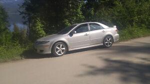 2004 Mazda Mazda6 Sport Full load Sedan