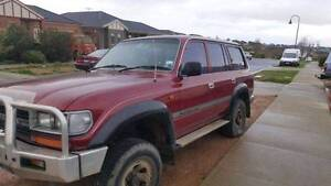 Toyota Land Cruiser 80 series Wagons wanted to buy suit wrecking Hobart CBD Hobart City Preview
