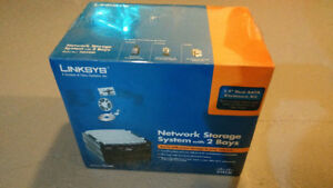 Linksys NAS with 2 Bays *New In Box*