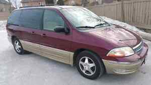 2000  Ford windstar, Very clean leather interior