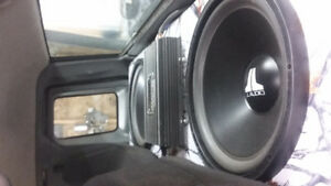 Stereo for bike