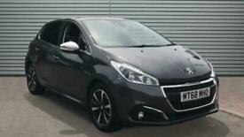 image for 2018 Peugeot 208 1.2 PureTech Tech Edition (s/s) 5dr Hatchback Petrol Manual