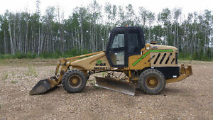 Mini Grader with bucket will do partial trade. Only 1700hrs