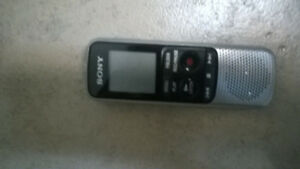 sony ic recorder ic bx140