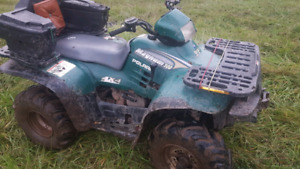 2002 polaris magnum 500 trade for car or truck 4x4 or AWD