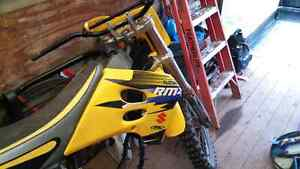 1993 RM250 parts for sale