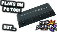 GAME CUBE ADAPTER FOR WII U (MAYFLASH)