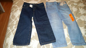 NWT Boys jeans 3T and 3-4
