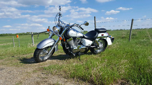 2014 Honda Shadow 750cc