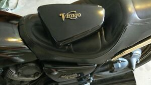 Left hand side cover - fits Yamaha Virago from 1981 to 1983