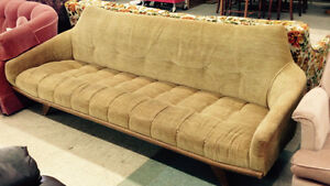 Retro Couch for Sale at Habitat!