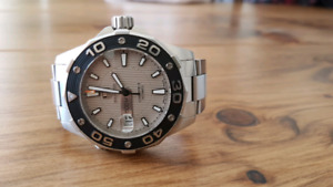 Tag heuer Acuaracer 500m, automatic, New conditions