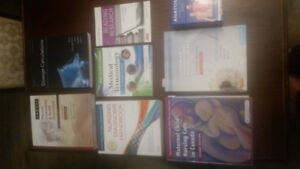 Practical Nursing Textbooks 1st and 2nd year